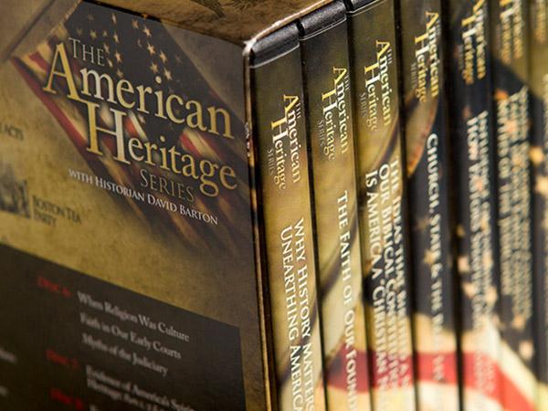 American Heritage DVD Series