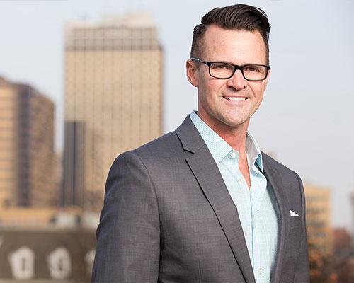 Johnie Hampton | President, CEO