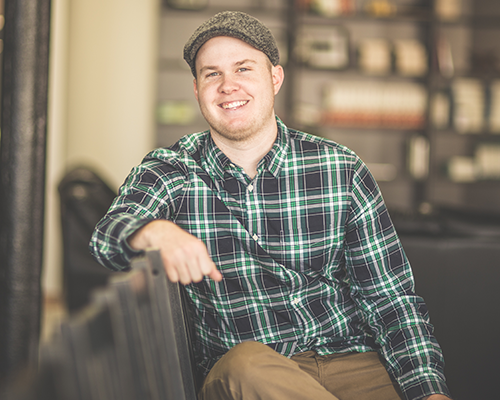 Justin Battenfield | Web Designer / Developer