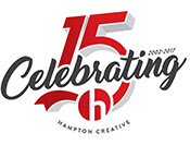 Hampton Creative Celebrating 15 Years