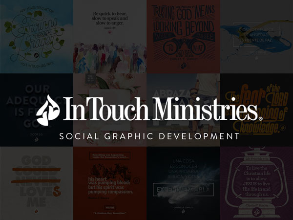 In Touch Social Graphic Development